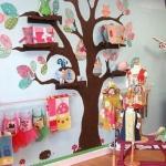 Идеи полочек для детской комнаты.
