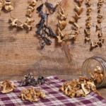 Как правильно засушить грибы, сохранив их свойства и вкус.