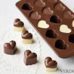 Идея: домашний шоколад всего из 4 продуктов за 10 минут своими руками.