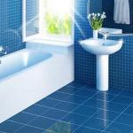 Чем мыть акриловую ванну - советы и хитрости.