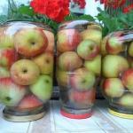 Яблоки моченые - самый простой рецепт!