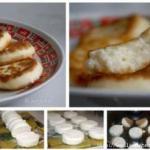 Сырники нежнейшие и пышные (без яиц).