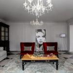 Преображение кухни и гостиной загородного дома Марии Мироновой и Екатерины градовой.
