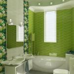 Дизайн ванной комнаты глазами женщины и мужчины.