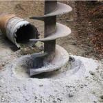 Как бурят скважину для водоснабжения?