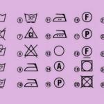 Значение знаков на лейблах одежды.