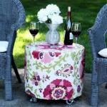 Дачный столик, который можно сделать своими руками!