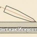 Как правильно точить ножи.