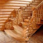 Шикарные лестницы?   А вам какая больше приглянулась?