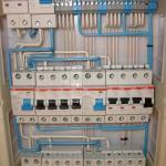 Монтаж электропроводки в квартире и частном доме.