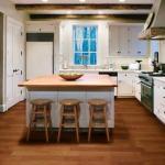Как подобрать напольное покрытие для кухни: 7 дельных советов.
