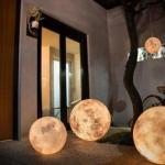 """Светильник """"Луна"""" для любителей ночного неба."""
