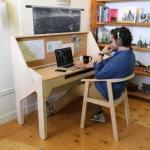 Креативная модель столика 2 в 1.