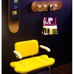 Мебель Handmade из старых скейтбордов.
