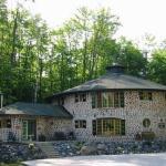 Эко строительство: дом из дров (на заметку).