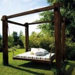 Мы создаем восхитительную кровать - качалку!