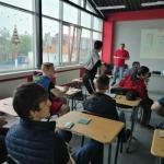 Экскурсия по заводу студентов ивановского политехнического колледжа прошла насыщенно и познавательно.