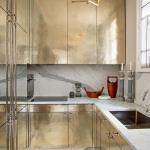 Во всей квартире нет места с более практичным интерьером, чем кухня.