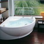 Акриловые ванны, почему их все так любят?