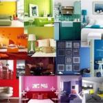 Как цвет интерьера влияет на ваше настроение?