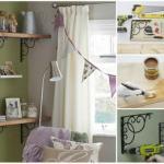 DIY. Сегодня мы хотим рассказать вам, как сделать декоративные навесные полки своими руками.