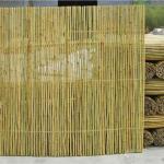 Забор из бамбука своими руками.