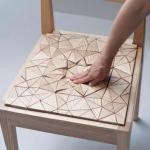 """Этот интересный дизайн стульев под названием """"Squishy"""" вышел из-под пера дизайнеров студии New Colony Furniture."""