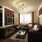 10 способов визуально увеличить маленькую комнату.