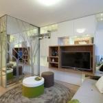 Дизайн квартиры - студии (34 кв.