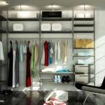 Конструкции стеллажей:  5 функциональных моделей для наполнения шкафа купе и обустройства гардеробной системы.