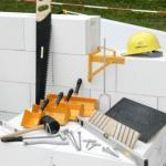 Разновидности строительных блоков.