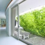 Японские дизайнеры из Hideo Kumaki Architect Office придумали весьма оригинальный ход при планировании загородного дома в городе сайтама (Япония.