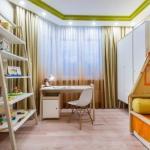 Дизайн детской комнаты площадью 18 кв.
