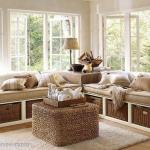 Симпатичный диван собственными руками cделать.